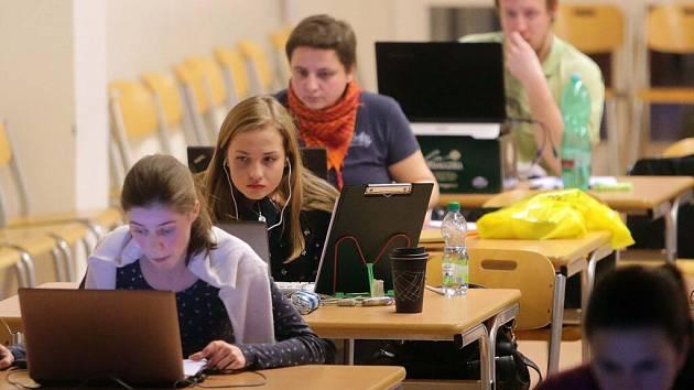 Mistrovství republiky ve zpracování textů OPEN 2015 v Litovli