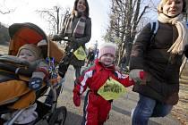 Silvestrovský běh v Olomouci