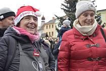 Charitativní akce Vánočka 2019 v Uničově, 14. 12. 2019