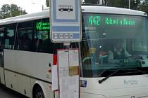 Autobus IDSOK. Ilustrační foto