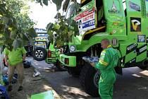 Tým MS Rally Truck.