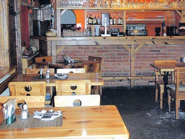 Restaurace Na kovárně, Prostějov