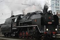 """Parní lokomotiva """"Kremák"""". Zdroj: www.vlaky.net"""