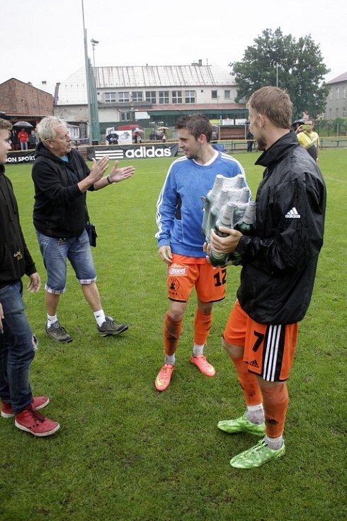 Nové Sady pořádaly memoriál Jiřího Brücknera k uctění památky zesnulého funkcionáře, zvítězil B-tým Sigmy Olomouc.