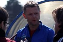 Trenér Radim Kučera