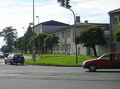 Sochorova kasárna vOlomouci