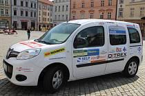 Sociální automobil pro Středisko rané péče SPRP Olomouc