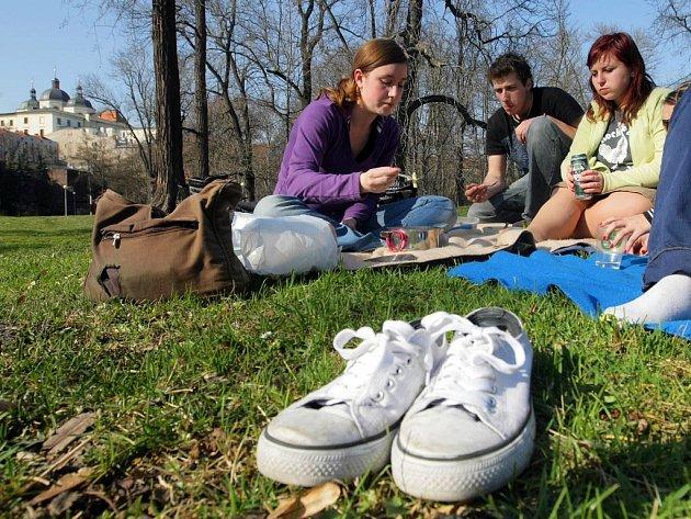 Piknik v Michalském výpadu