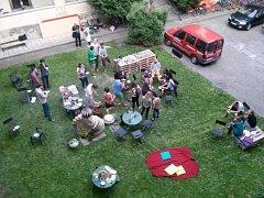 Projekt regenerace kulturního a komunitního centra Wurmovka v Olomouci