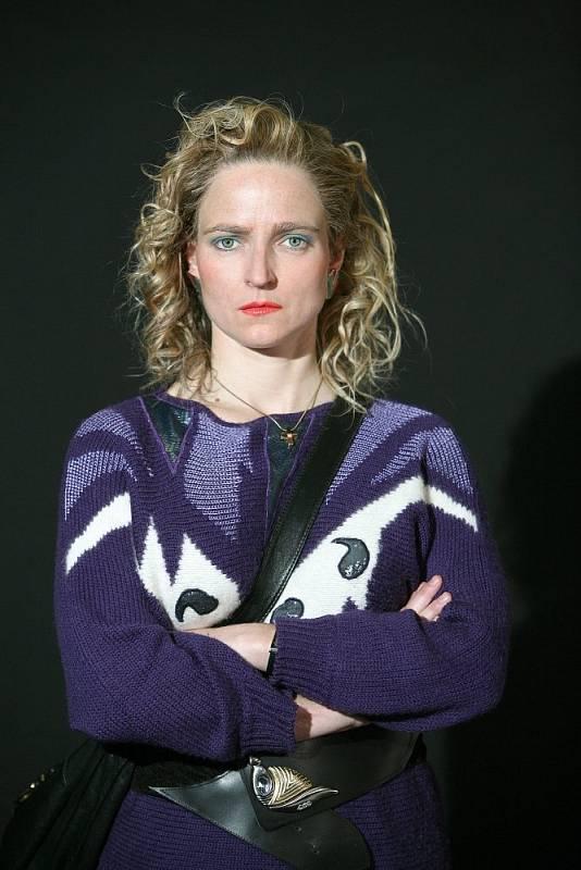 Žena, která narážela do dveří. Berliner Ensemble