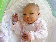 Eliška Jordová, Kojetín narozena 22. března , míra 50 cm, váha 3500 g