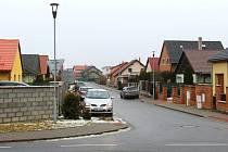 V Hněvotíně přibyly desítky nových rodinných domů, vzniklo několik nových ulic