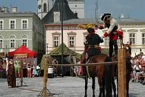 Jarmark ovládl uničovské náměstí