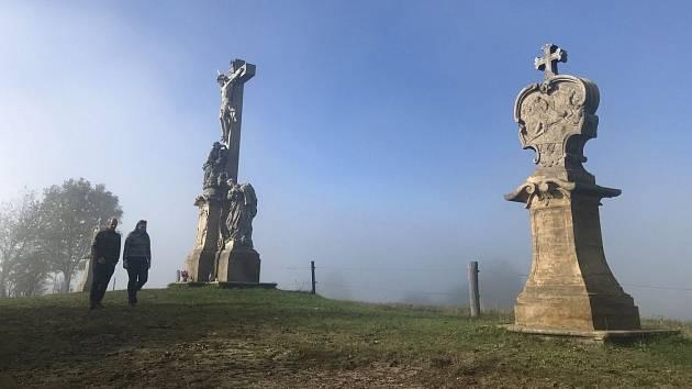 Křížová cesta v Rudě, 25. října 2020