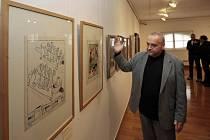 Muzeum umění vystavuje Josefa Ladu.