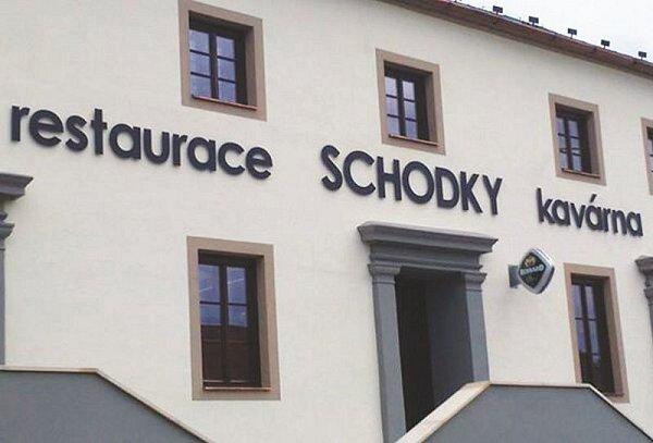 12. Restaurace a kavárna Schodky, Tlumačov