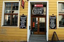 Kavárna Betánie ve Wurmově ulici