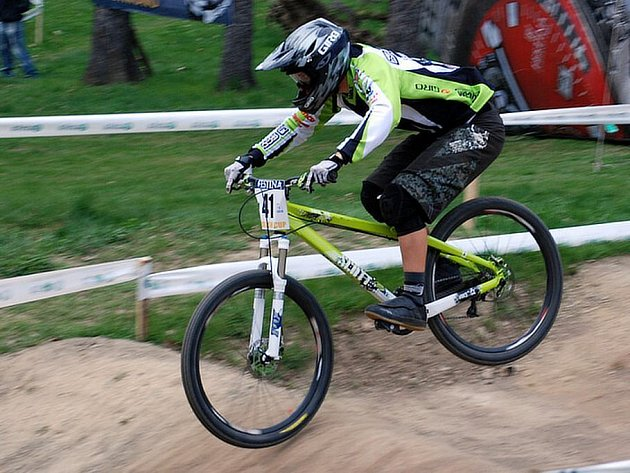 Biker Kamil Tatarkovič
