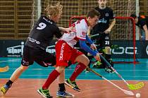Florbalová superliga: Liberec proti Pardubicím