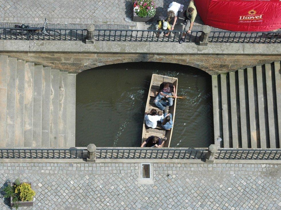 Hanácké Benátky v Litovli.