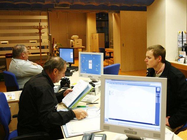 Zájemci o zaměstnání občas v názvech povolání tápou.