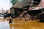 Černovír 14. července 1997.
