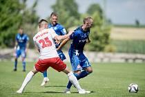 Fotbalisté Sigmy ve druhém utkání na soustředění v Polsku remizovali. Ilustrační foto