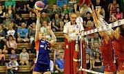 Olomouc vs. Prostějov. Druhé finálové utkání