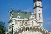 Uničovská radnice.