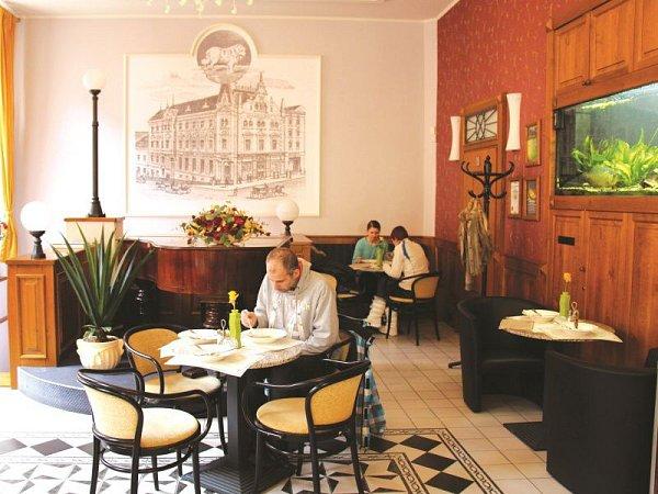 8. Kavárna UBílého psa, Šumperk