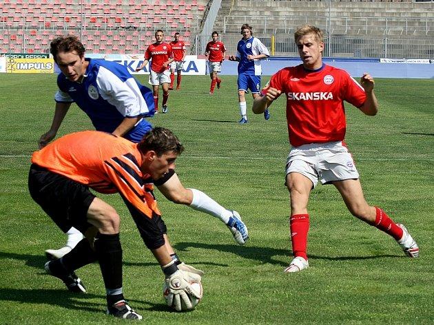 Fotbalisté SK Lipová neměli žádné potíže se záchranou. Přesto ve třetí nejvyšší soutěži nezůstanou.