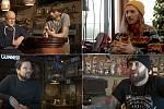 V dokumentu Za zavřenými dveřmi vystupují olomoučtí restauratéři a hospodští