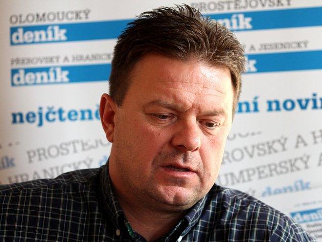 Pilot kamionu pro Rally Dakar Jaroslav Valtr