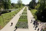 Jarní etapa výstavy Flora Olomouc 2019 - čtvrtek 25. dubna
