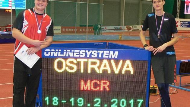 Jakub Héža a Martin Odstrčil. Ilustrační foto