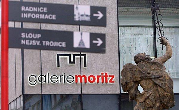 Olomoucký Prior se změnil vGalerii Moritz. Finišují úpravy před otevřením