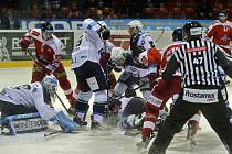 HC Olomouc vs. Plzeň