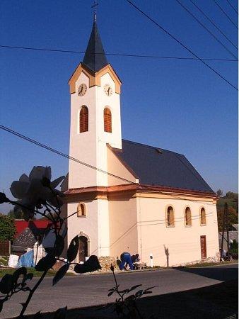 Cena hejtmana: oprava kostela sv. Jana a Pavla vPobučí