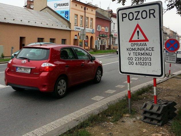 Pavlovická a Chválkovická ulice v Olomouci se dočkají rekonstrukce, trvat bude 14 dnů