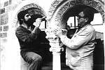 Ladislav Werkmann a Aleš Rozehnal, 80. léta, Zdíkův palác
