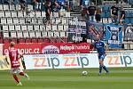 Olomoučtí fotbalisté porazili doma Pardubice 3:2 (1:1)Roman Hubník