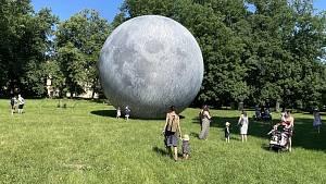 Lunalón ve Smetanových sadech v Olomouci, 18. června 2021