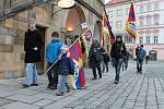 Olomoucká vzpomínka na násilné potlačení povstání Tiběťanů v roce 1959