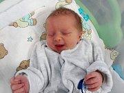 Jakub Lehký, Náměšť na Hané narozen 11. března míra 49 cm, váha 2620 g