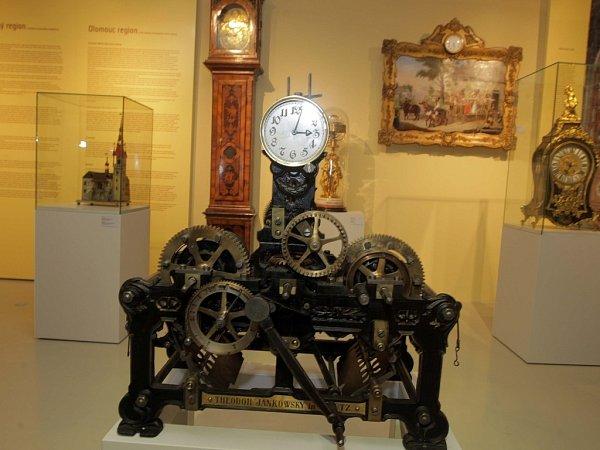 Expozice času ve Šternberku
