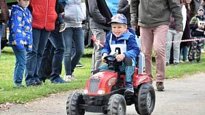 Traktor Cup v Krčmani 2019