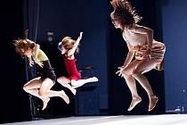 Představení taneční skupiny VerTeDance