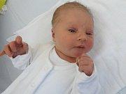 Tereza Sotolářová, Uničov, narozena 18. února, míra 50 cm, váha 3410 g