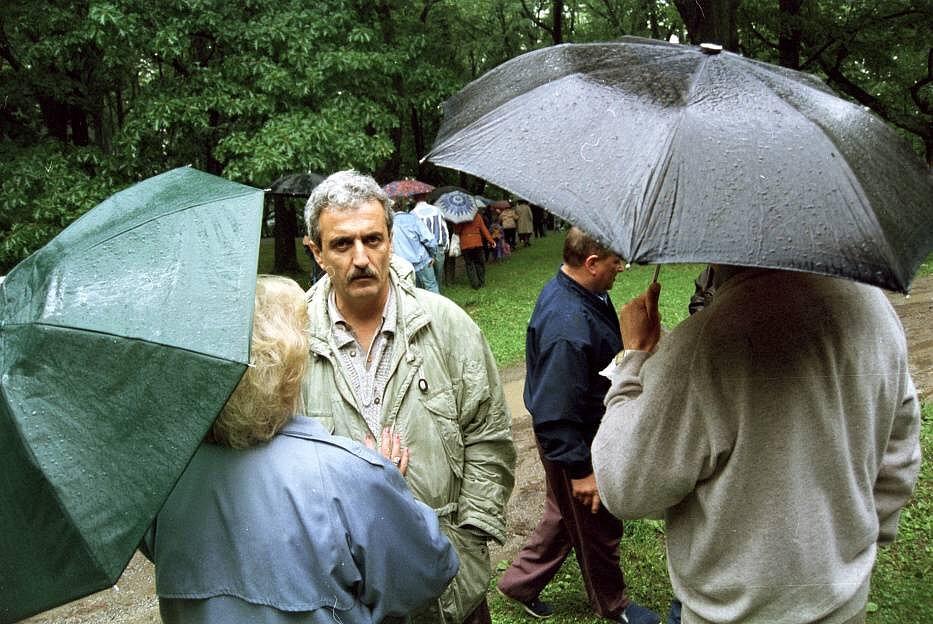 Bouzov 6.7. 1997