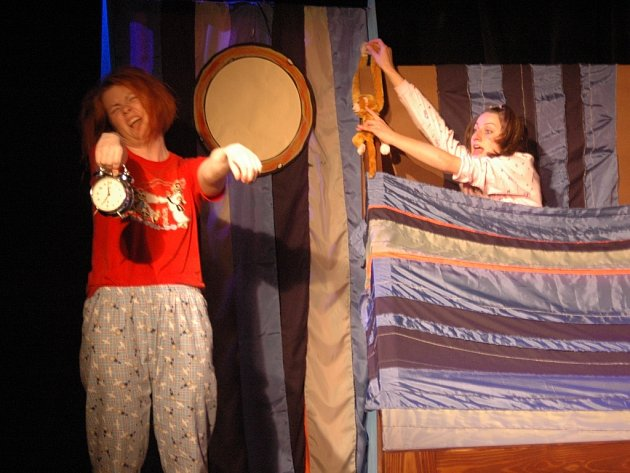 Pohádku Písmenka na polštář uvedlo divadlo Tramtarie poprvé na podzim roku 2006.